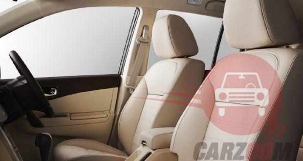 Renault Koleos Interiors Seats