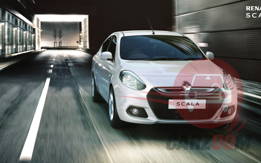 Renault Scala Exteriors Front View
