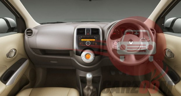 Renault Scala Interiors Dashboard