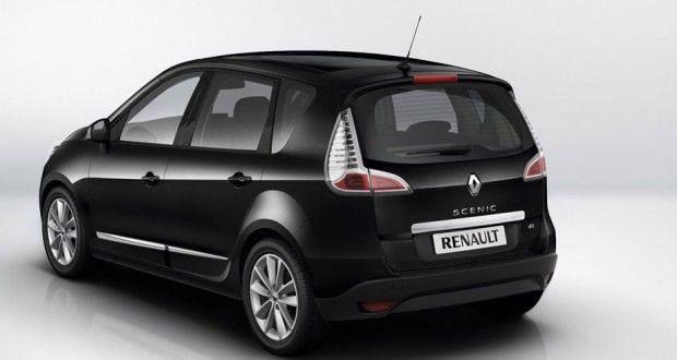 Renault Scenic Exteriors Top View