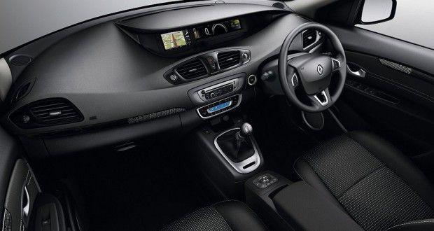 Renault Scenic Interiors Dashboard