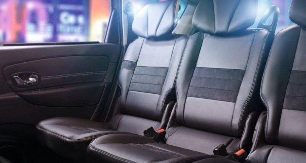 Renault Scenic Interiors Seats