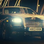 Rolls Royce Wraith Coupe Exteriors Front View