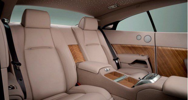 Rolls Royce Wraith Coupe Interiors Seats
