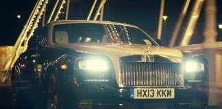 Rolls Royce Wraith Coupe (Petrol)