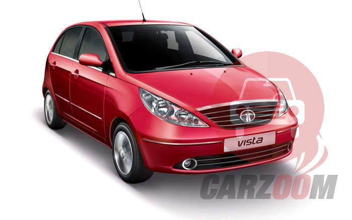 Tata Indica Vista Exteriors Front View