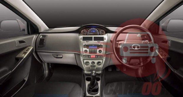 Tata Indica Vista Interiors Dashboard
