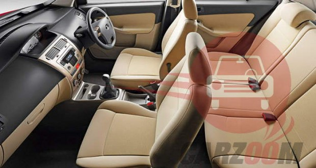 Tata Indica Vista Interiors Seats