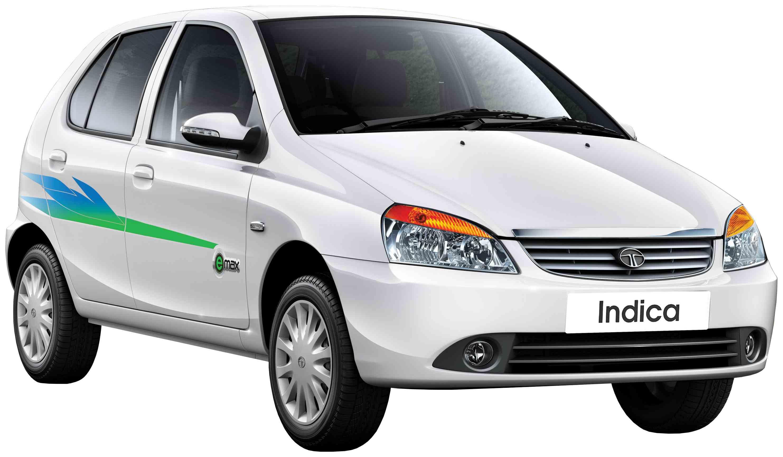 Tata Indica eV2 emax  Exteriors Front View