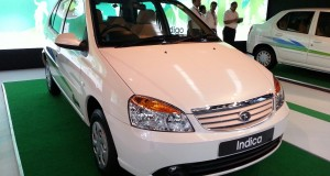 Tata Indica cng Exteriors Overall