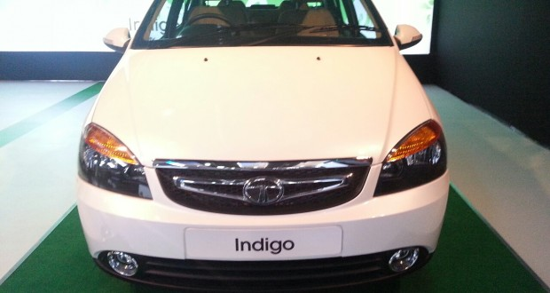 Tata Indigo cng Exteriors Front View