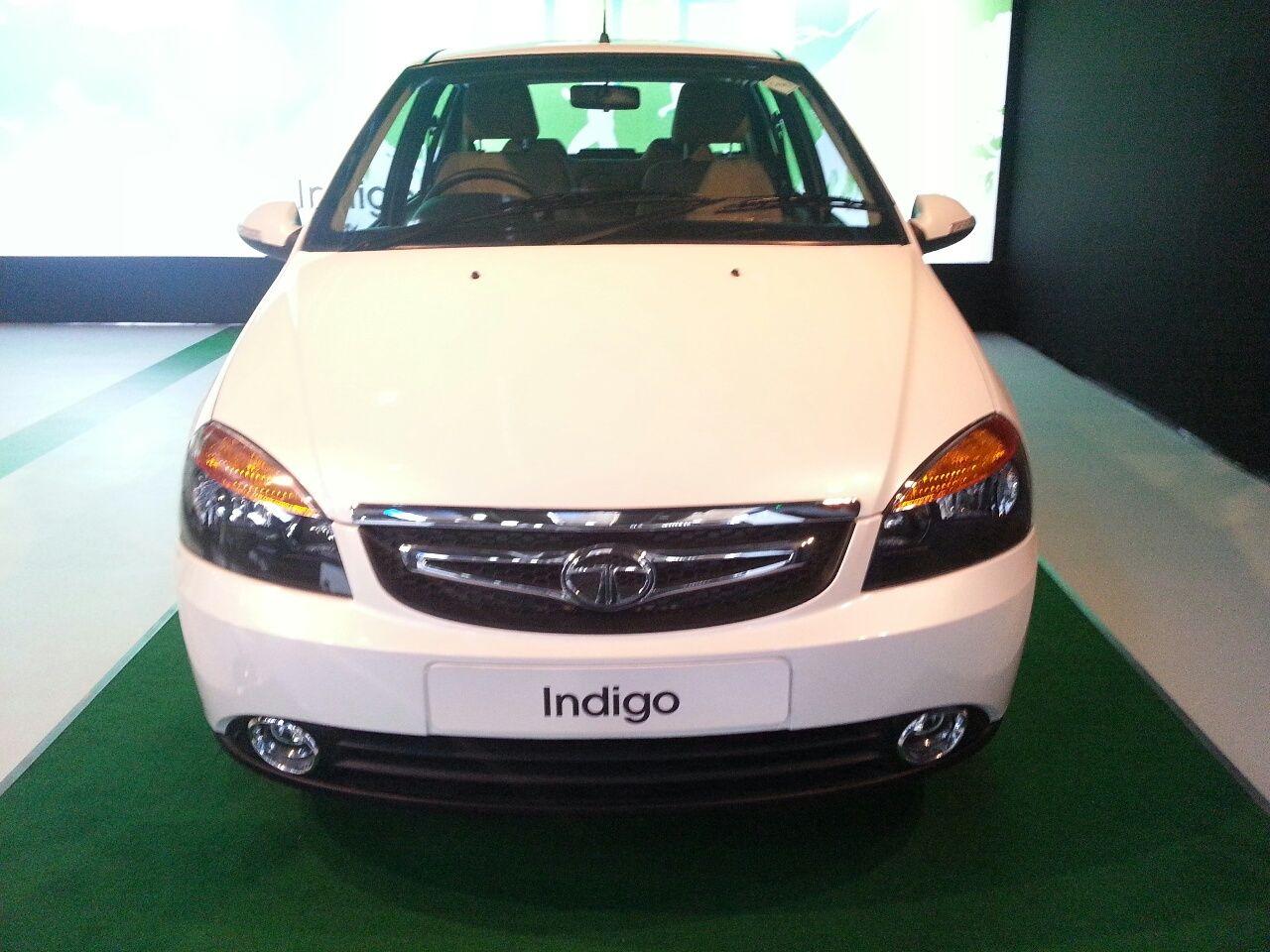 Tata Indigo eCS emax Exteriors Front View