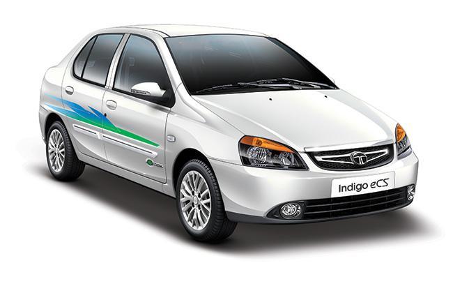 Tata Indigo eCS emax Exteriors Overall