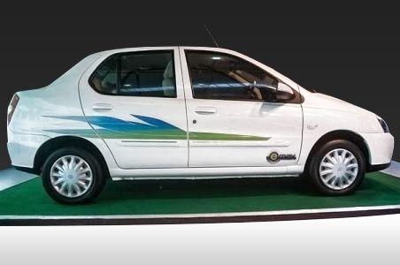 Tata Indigo eCS emax Exteriors Side View