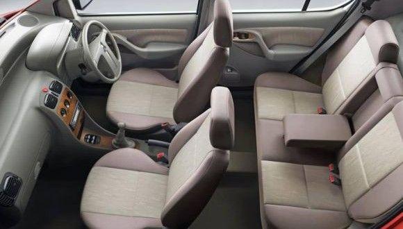 Tata Indigo cng Interiors Seats