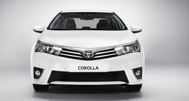 Toyota Corolla-2014 Exteriors Front View