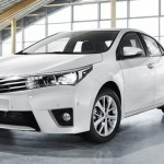 Toyota Corolla-2014 Exteriors Overall