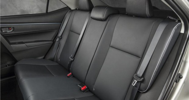 Toyota Corolla-2014 Interiors Seats