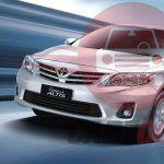 Toyota Corolla Exteriors Overall