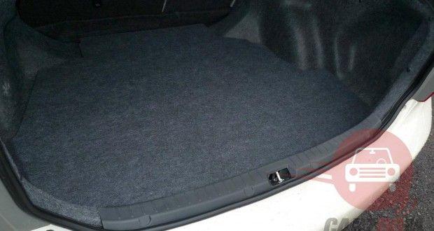 Toyota Corolla Altis Interiors Bootspace