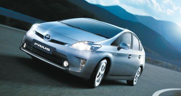 Toyota Prius Exteriors Front View