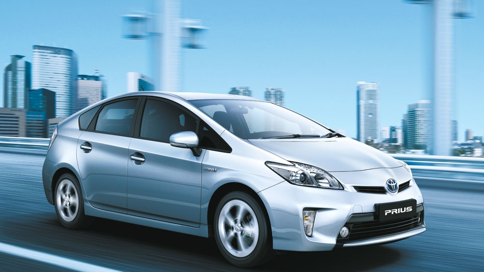 Toyota Prius Exteriors Overall