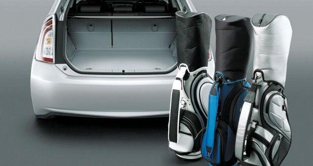 Toyota Prius Interiors Bootspace
