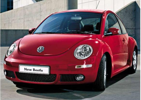 Volkswagen New Beetle Exteriors Front View
