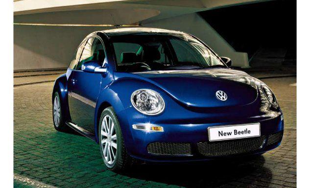Volkswagen New Beetle Exteriors Overall