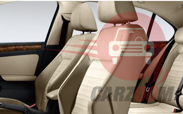 Volkswagen New JETTA Interiors Seats