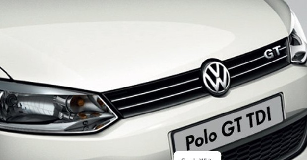 Volkswagen Polo GT TDI Exteriors Front View