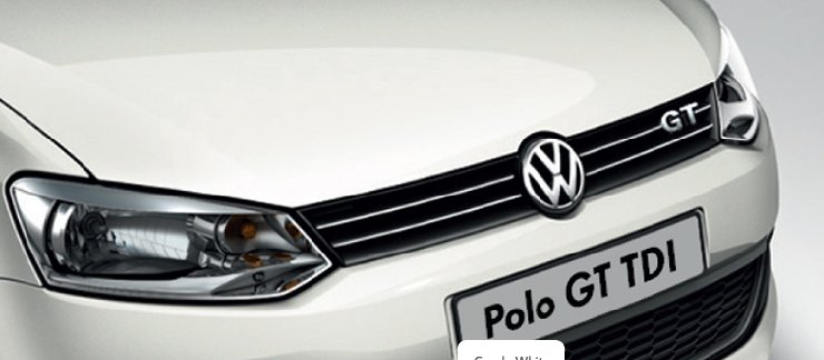 Volkswagen Polo GT TDI Exteriors Front View