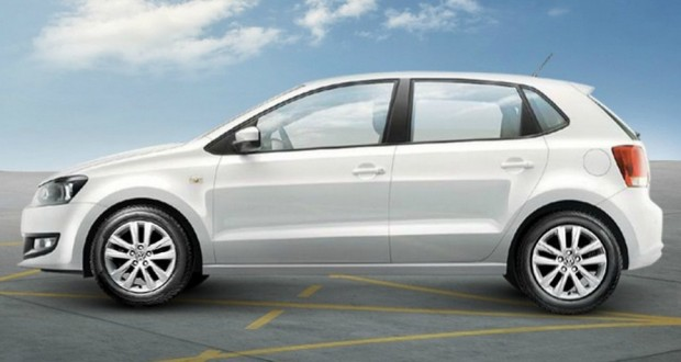 Volkswagen Polo GT TDI Exteriors Side View