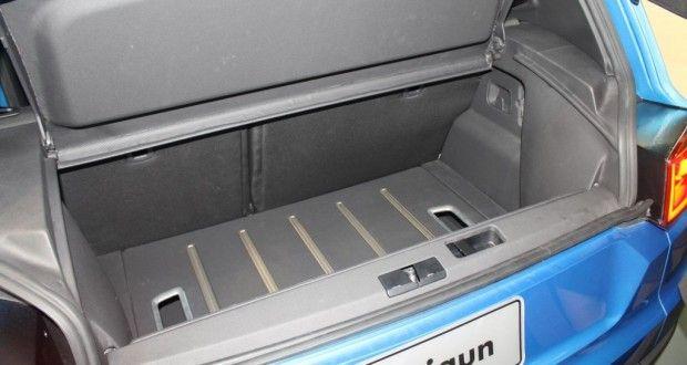 Volkswagen Taigun Interiors Bootspace