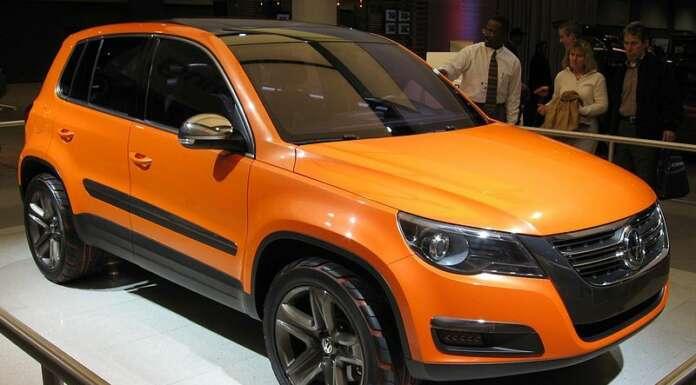 Volkswagen Tiguan 1.4 S 4X4 (Petrol)