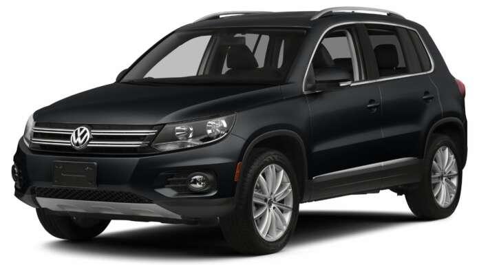 Volkswagen Tiguan 1.4 S (Diesel)
