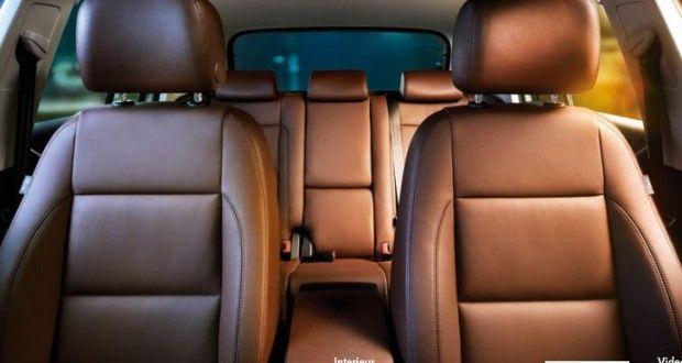 Volkwagen Tigaun Interiors Seats