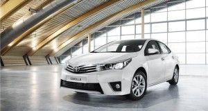 News on launch of Toyota Corolla 2014