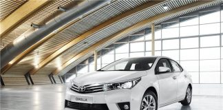News on launch of Toyota Corolla 2014