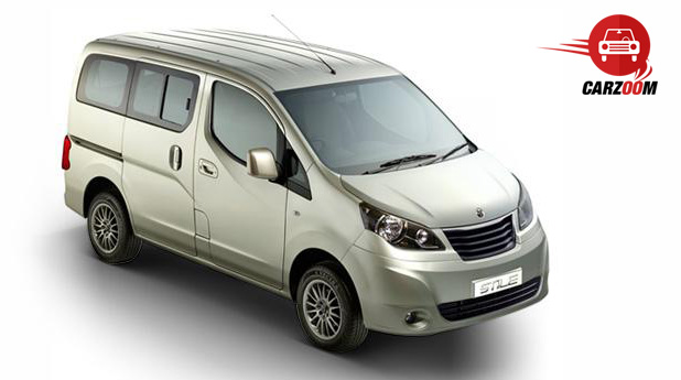 Ashok Leyland Stile Exteriors Top View