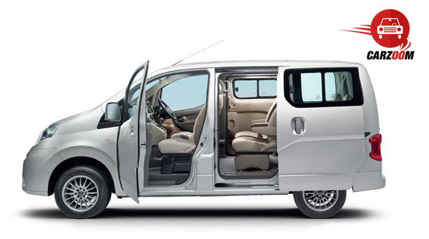 Ashok Leyland Stile Exteriors Side View