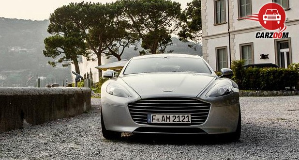 Aston Martin Rapide S Exteriors Front View