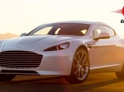 Aston Martin Rapide S Exteriors Overall