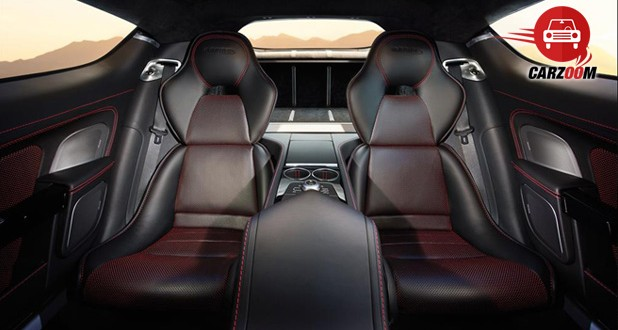 Aston Martin Rapide S Interiors Seats