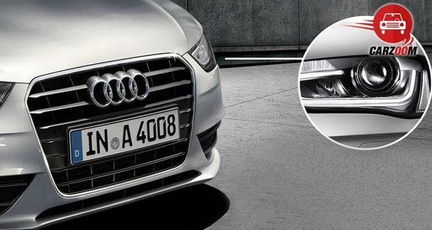 Audi A4 2014 Exteriors Front View