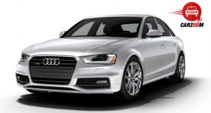 Audi A4 2014 Exteriors Overall