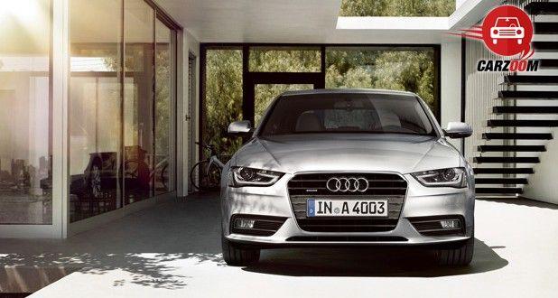 Audi A4 Exteriors Front View