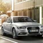 Audi A4 Exteriors Overall