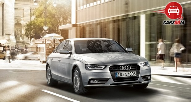 Audi A4 Exteriors Overall