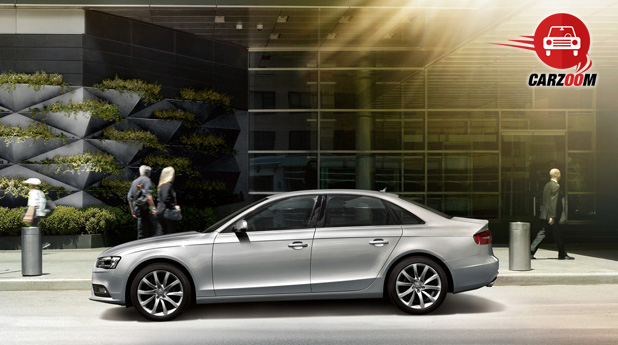 Audi A4 Exteriors Side View